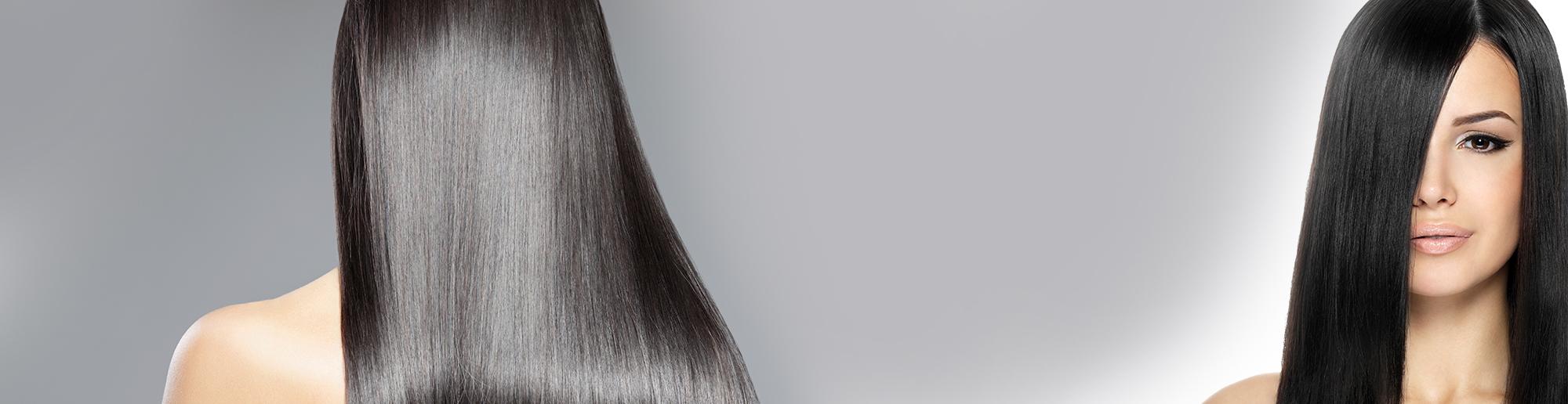 Hair straightening treatment in Brooklyn, New York