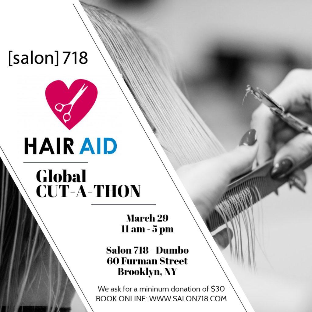 Hair Aid Poster