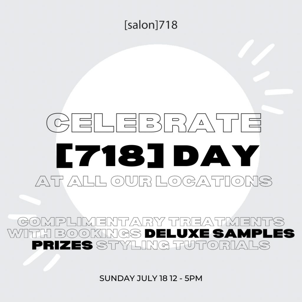 718 Day